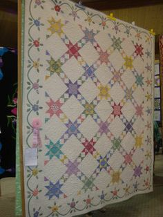 FABRIC THERAPY: Sauder Village Quilt Show. Part II.