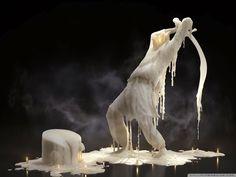 Výsledek obrázku pro melted candle
