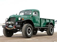 Legacy Power Wagon - Old school meets new school - and it is good!