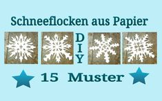 Schneeflocken aus Papier schneiden Artwork, Decor, Youtube, Pictures To Print, Animal Themes, Snowflakes, Pretty Flowers, Art Work, Dekoration