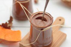 La ligne gourmande | Mousse au chocolat vegan, sans sucre, sans beurre, sans pois chiche