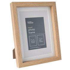 George Home Light Wood Boxed Photo Frame 7 X 5 Inch Bo