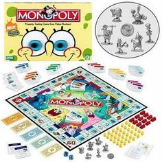 (used-good condition)Monopoly® SpongeBob SquarePants™ Edition Hasbro,http://www.amazon.com/dp/B000DZI824/ref=cm_sw_r_pi_dp_DI0ttb1QNQHBRZ2W