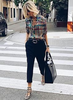 Latest fashion trends in women's Blouses. Shop online for fashionable ladies' Blouses at Floryday - your favourite high street store. Over 50 Womens Fashion, Fashion Over 50, Work Fashion, Fashion Looks, Women's Fashion, Casual Work Outfits, Work Attire, Chic Outfits, Fashion Outfits