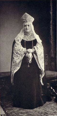 La Princesse Bariatinsky, nee Comtesse Stenbock-Fermor (Femme de boyard du XVII siecle) image 083 by klimbims on deviantART