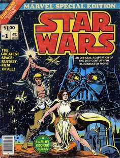 Marvel Special Edition featuring Star Wars 1