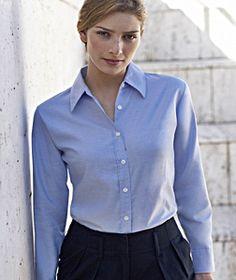 Navy blue short-sleeded formal or semi-formal shirt. http://www ...