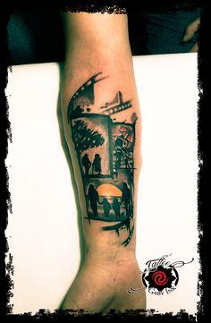 #tattoo #tatuaje #tattoogabyink #tatuajecaransebes #tatuajeromania #tattoocolor #bestattoo #tattooart #tatuajebrat #tattoohand #tattooboys #tattoosleeve #tattoofamily