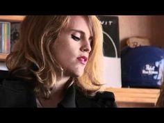 Anna Calvi: NPR Music Tiny Desk Concert HOLY F**K ME WICKED I NOW NEED TO GO LAY DOWN...