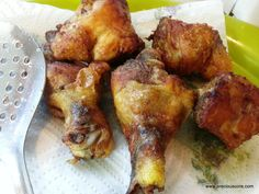 cameroon fried chicken