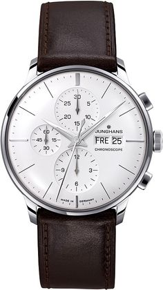 Junghans chronoscope  http://www.amazon.de/Junghans-Herren-Armbanduhr-Meister-Chronoscope-Chronograph/dp/B0052MJGNI/ref=pd_sim_sbs_watches_6: