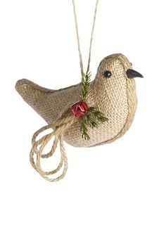 Bird Christmas Tree Topper - Matalan