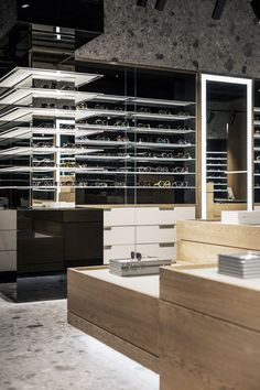 View the full picture gallery of SPEX Optic Store Shop Front Design, Store Design, Eyewear Shop, Sunglasses Store, Optical Shop, Retail Design, Innovation, Architecture, Gallery