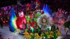 Olimpíadas Rio 2016: Rio-2016 se despede com Carnaval e entrega Jogos a Japão de…