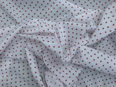 Prestige Red Strawberries White Spots Jam Jars by TheFabricShopUK Baby Duvet, The Prestige, Fabric Online, Strawberries, Jars, Quilts, Sewing, Trending Outfits, Store