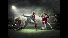 SSF Soccer #photomanipulation by Featherwax
