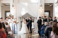 Nashville Symphony Wedding, Kristin Vanzant Photography