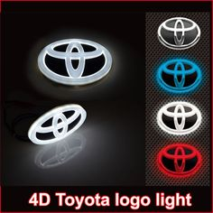 New car 4d led emblem badge sticker lamp for toyota RAV4 REIZ PRADO COROLLA CROWN YARIS VIOS Highlander camrys 4d led logo light♦️ SMS - F A S H I O N 💢👉🏿 http://www.sms.hr/products/new-car-4d-led-emblem-badge-sticker-lamp-for-toyota-rav4-reiz-prado-corolla-crown-yaris-vios-highlander-camrys-4d-led-logo-light/ US $15.50