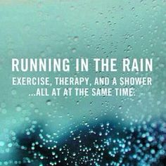 Running in the rain! I seriously cannot wait for the warm rain this spring! Corey and I are gonna own the road. ;) #running #correr #motivacion #concurso #promo #deporte #abdominales #entrenamiento #alimentacion #vidasana #salud #motivacion