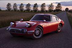 ❦ 1967 Toyota 2000GT