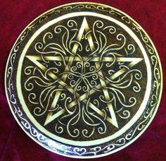 ouroboros pentagram tattoo - Pesquisa Google