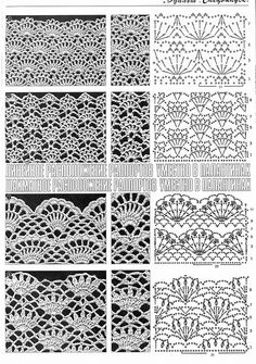 Watch This Video Beauteous Finished Make Crochet Look Like Knitting (the Waistcoat Stitch) Ideas. Amazing Make Crochet Look Like Knitting (the Waistcoat Stitch) Ideas. Filet Crochet, Crochet Stitches Chart, Crochet Motifs, Crochet Diagram, Thread Crochet, Knitting Stitches, Crochet Lace, Crochet Patterns, Irish Crochet