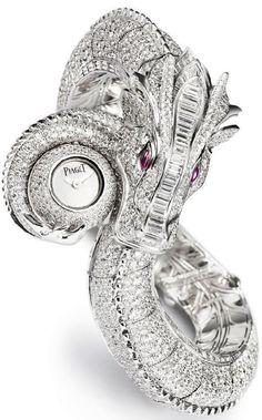 Piaget Dragon High Jewellery Secret Watch- $1.72 million