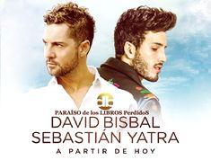 A partir de hoy – David Bisbal & Sebastián Yatra – PARAÍSO de los LIBROS PerdidoS