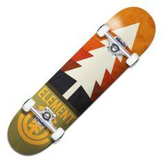 ELEMENT Ranger Logo skateboard complet 8 pouces 99,00 € #skate #skateboard #skateboarding #streetshop #skateshop @playskateshop
