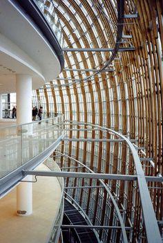 百兎:MOMOUSA, Peek & Cloppenburg, Köln Renzo Piano, Architect