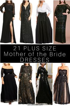 21 Black Long Plus Size Mother of the Bride Dresses - Plus Size Mother of the Groom Dress - Alexa Webb 343 x 685 57 Plus Size Mother of the Bride Dresses - Plus Size Mother of the Groom Dress - Alexa Webb Plus Size Wedding Outfits, Plus Size Party Dresses, Mother Of The Bride Plus Size, Mother Of The Bride Dresses Long, Plus Size Evening Gown, Evening Gowns, Dresser, Traditional Wedding Attire, Plus Size Fashion For Women