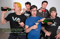 With a new album out to critical acclaim and commercial success (in punk rock terms), Lagwagon can with firm resolution claim that they are back and better than ever. Along with the new record, the...