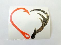 Camo Decal READY TO SHIP Decal for Him Tumbler by DashofFlair