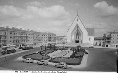 Igreja S. João de Brito - Alvalade