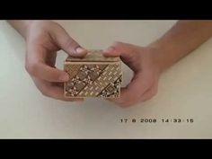 Caja secreta Himitsu- Bako