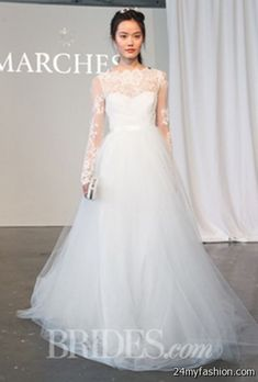 Cool Marchesa wedding dresses 2018-2019 Check more at http://myclothestrend.com/dresses-review/marchesa-wedding-dresses-2018-2019/
