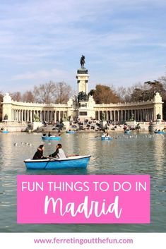 A guide to some of the best things to do and tastiest things to eat in Madrid, Spain Madrid Travel, European Travel Tips, Amazing Adventures, Spain Travel, Day Trips, Travel Photos, Travel Inspiration, Travel Destinations, Things To Do