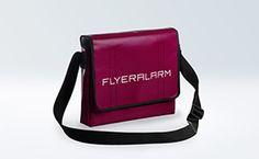 89429c53419fb Taschen bedrucken bei FLYERALARM  Umhängetaschen aus PVC