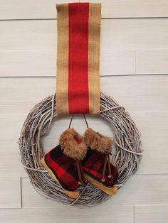 Holiday Grapevine Wreath. . . #goldenforrest #goldenforrestcreations #wreath #grapevinewreath #wreathidea #skates #pliad #ribbon #holidaydecor #christmasdecor #seasonaldecor #doordecor Christmas Scenes, Christmas Holidays, Holiday Wreaths, Christmas Decorations, Seasonal Decor, Holiday Decor, Skates, Grapevine Wreath, Ribbon