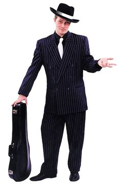 Untouchables Costume - Family Friendly Costumes