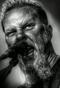 James Hetfield, Metalica!