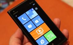 Hands on with Nokia's Lumia 900. It looks like a fantastic Windows Phone with outstanding hardware, design, and software.
