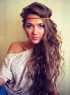 Beautiful Virgin Brazilian hair extensions