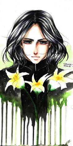 Harry Potter: Severus Snape by thenzcchi