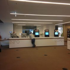 Bankstown Library & Knowledge Centre - Information Desk