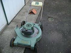 Antique Mower Goodall Vintage Commercial Professional Lawn Mower Walk Behind | eBay