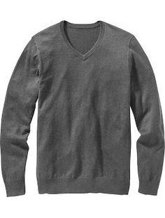 Men's V-Neck Sweaters   Old Navy