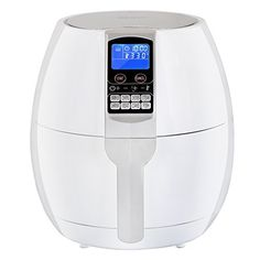 Super Deal 1500W Electric Air Fryer W/Temperature Control...