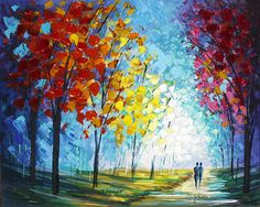 """Spring"" by Slava Ilyayev - Park West Gallery"