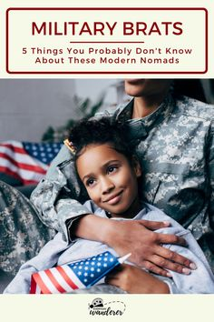 Military kids are affectionately called military brats. Here are five things you didn't know about these global nomads who regularly uproot their lives to follow a parent serving in the armed forces like the Army, Air Force, Navy, Marines, or Coast Guard. Military families move frequently and a military brat is used to being the new kid. April is the month of the military child, and it recognizes all military brats including Army brats, Navy Brats, Air Force Brats, and Marine Brats. Packing For Europe, Travel Tips For Europe, Best Travel Guides, Travel Deals, Us Travel, Family Travel, Military Brat, Military Careers, Military Spouse